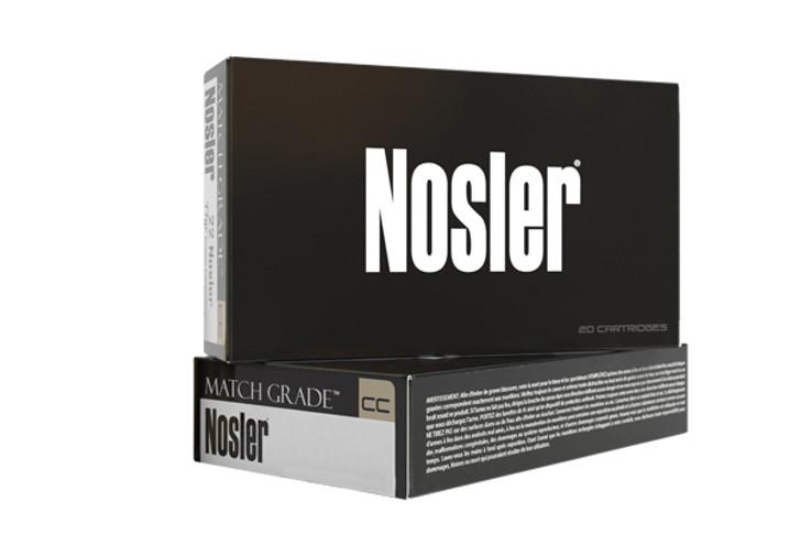 Nosler Match Grade 22 Nosler 77GR Custom Competition 60016