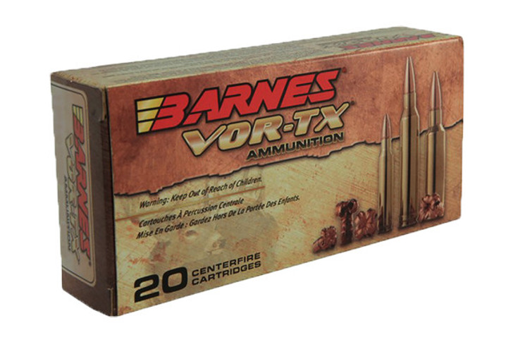 Barnes VOR-TX 338 WIN MAG 225GR Tipped TSX Boat Tail 21542