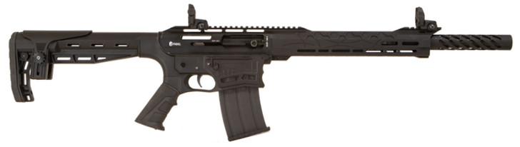 Citadel Boss-25 Semi-Auto 12GA 5+1 Round Shotgun CBOSS2512