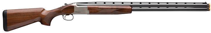 "Browning Citori CX White 12 Gauge O/U Break Action Shotgun 30"" Vent Rib Barrels 3"" Chamber 2 Rounds Walnut Stock Silver Receiver with Blued Barrel Finish 018183303"
