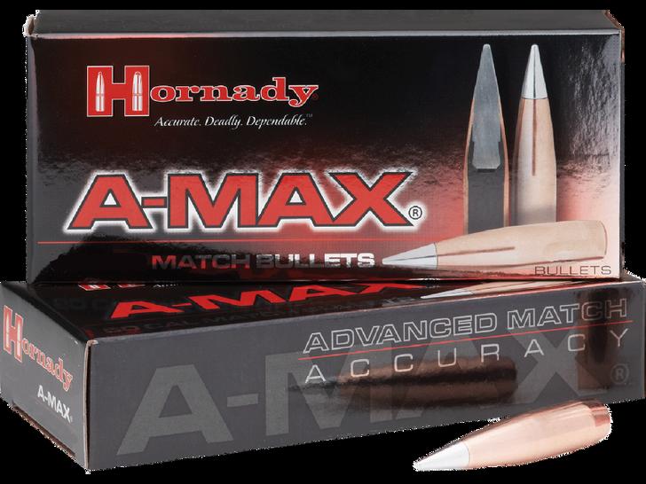 Hornady Match 50 BMG 750GR AMAX 10 Round Box 8270