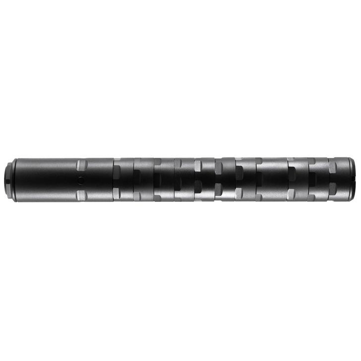 Dead Air Armament Odessa-9 Suppressor 9MM Includes 1/2X28 Piston Black Cerakote Finish Odessa-9