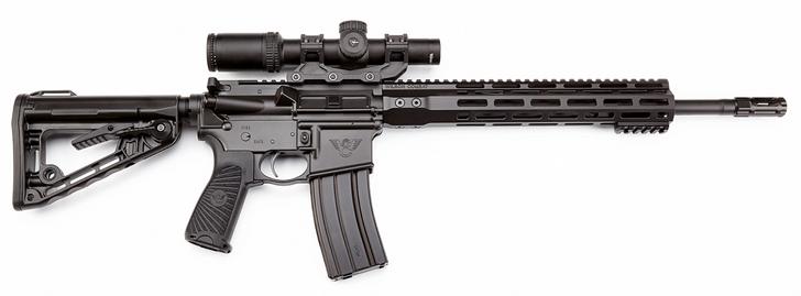 Wilson Combat Protector PPE 5.56mm AR-15 Pistol Black TR-PC-556-BL-D