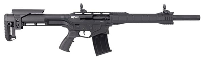 "GForce Arms MKX3 Semi-Auto 12GA 20"" Barrel 5+1 Rounds GFMKX31220"