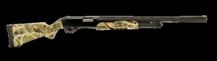 "Savage Arms/Stevens320 Field Compact Pump 12GA 26"" Barrel 5 Rounds 3"" Chamber Mossy Oak Shadow Grass Blades 22563"