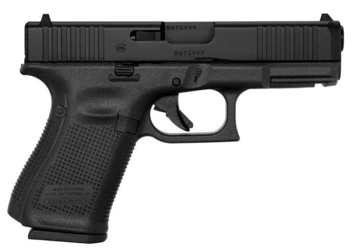 """Glock G19 Gen5 FS HGA 4"""" Barrel 15 Rounds PA195S203"""