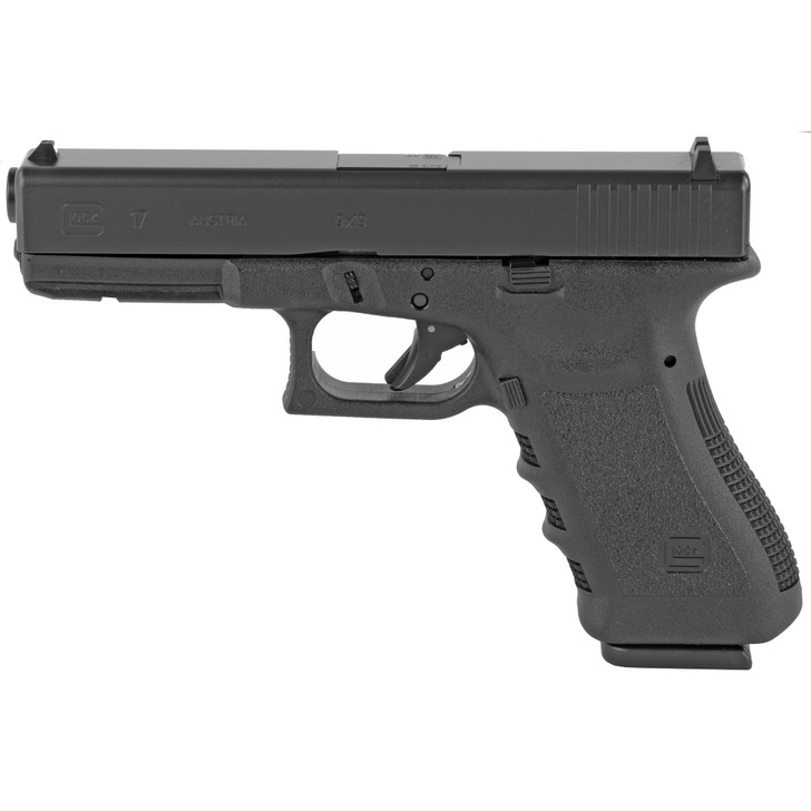 """Glock 17 Gen3 9MM Safe Action Full Size 4.49"""" Barrel 17 Rounds PI1750203"""