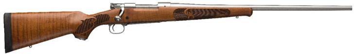 Winchester M70 Featherweight 270 WSM Stainless Steel & Dark Maple 535236264
