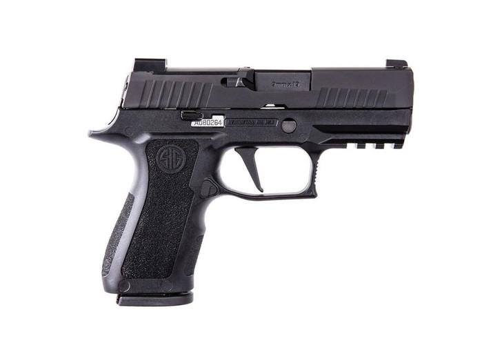 SIG Sauer P320 XCompact 9mm 10 RD Pistol 320XC-9-BXR3-R2-10