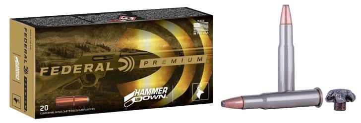 Federal Premium Hammer Down 45-70 300GR 20 Round Box LG45701