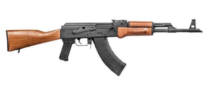 Century Arms VSKA AK47 7.62x39 30+1 Rounds American Maple Furniture RI3284-N