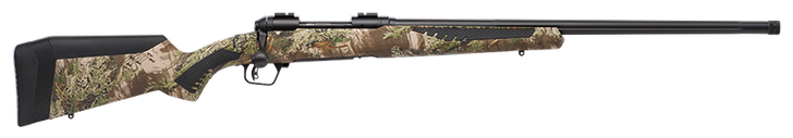 """Savage Arms 110 Predator Bolt Action Rifle .243 Win 24"""" Barrel 4 Rounds Synthetic Adjustable AccuFit AccuStock Realtree Max 1 Camo 57003"""