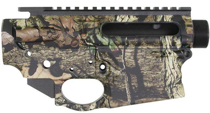 Remington Receiver Set .308/7.62 AR Multi Lower and Upper Camo R25-GII-CAMO
