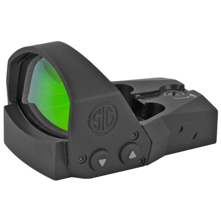 Sig Sauer ROMEO 1 PRO Micro Red Dot Sight 3 MOA Red Dot Black SOR1P100
