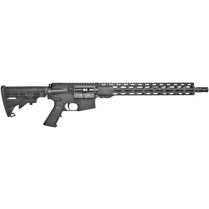 "Radical Firearms Forged Milspec Rifle Semi-Auto 556 NATO 16"" SOCOM Contour Barrel A2 Flash Hider Midlength Gas System 30+1 Rounds 15"" RPR MLOK Handguard RF01550"