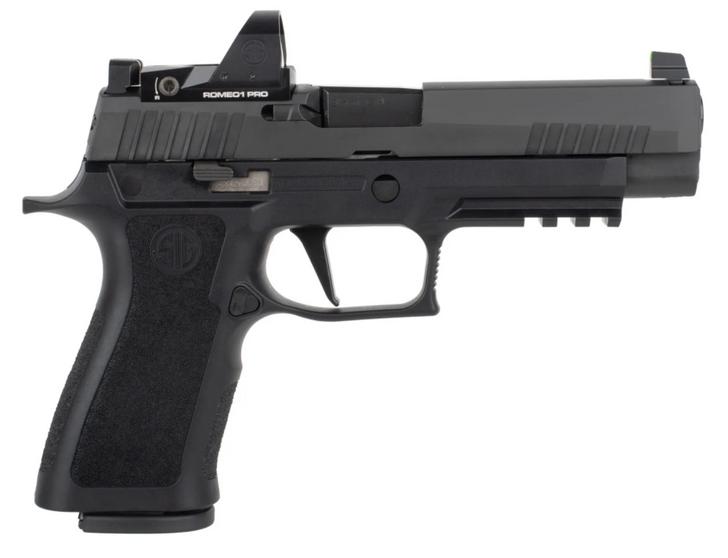 "Sig Sauer P320 RXP 9mm X Series 4.7"" Barrel 10+1 Rounds Romeo1 Pro Optics 320XF-9-BXR3-RXP-10"
