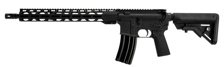 "Radical Firearms Forged Milspec Semi-Auto 5.56 NATO 16"" SOCOM Contour Barrel Mid Length Gas System A2 Flash Hider 15"" RPR M-LOK Handguard B5 Stock & Grip 30+1 Rounds RF00028"