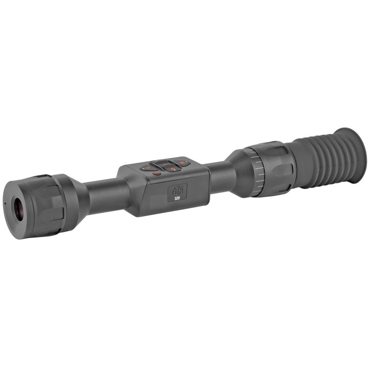 American Tech Network ATN ThOR-LT 320 Thermal Riflescope 3-6X 30mm Tube 7 Different Reticles with Choice of Reticle Color: Red/Green/Blue/White/Black TIWSTLT325X
