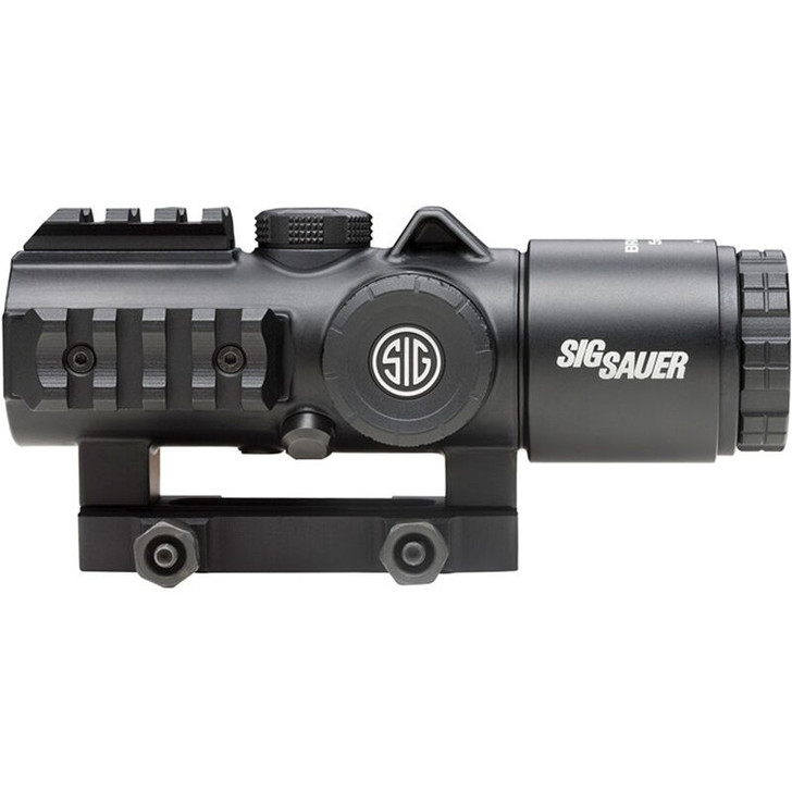 Sig Sauer Bravo5 Red Dot Sight 5x30mm Magnesium 5.56/7.62 Horseshoe Reticle Picatinny Mount