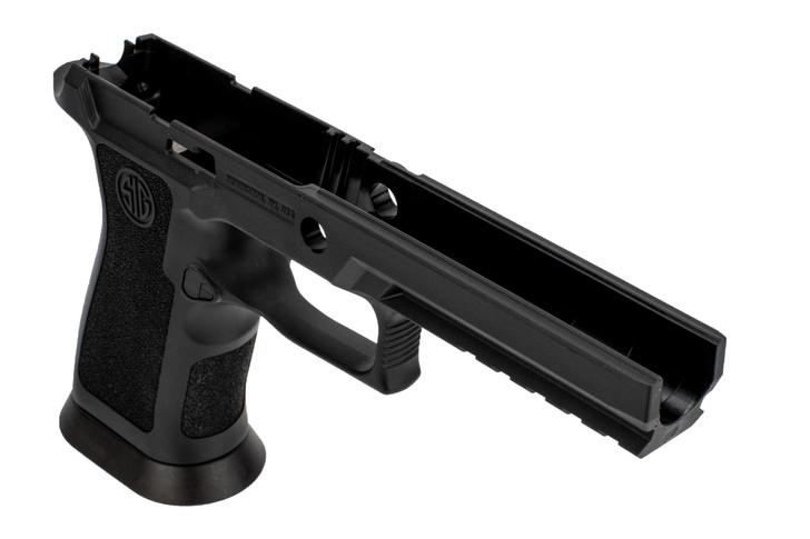 Sig Sauer P320 X-Five Medium Grip Module Assembly 9mm 40 S&W 357 SIG Polymer GRIP-X5-F-943-M-BLK
