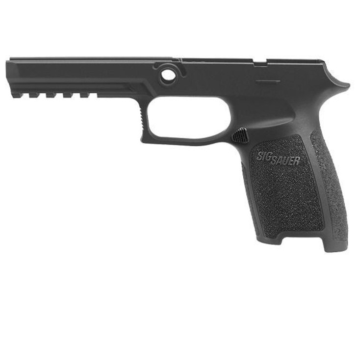 Sig Sauer P320/P250 Full Size Large Grip Module Assembly 9mm 40 S&W 357 SIG Polymer GRIP-MOD-F-943-LG-BLK