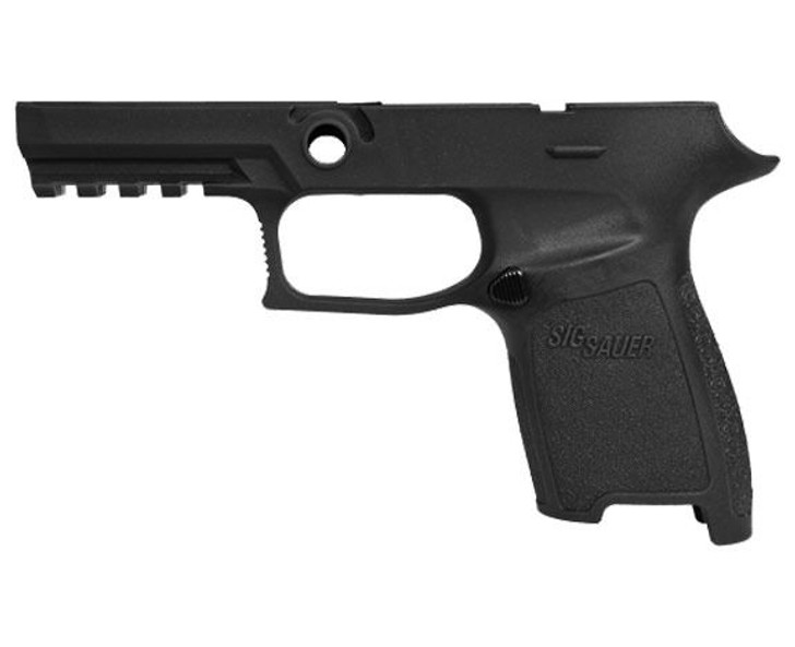 Sig Sauer P320/P250 Compact Size Medium Grip Module Assembly 9mm 40 S&W 357 SIG Polymer GRIP-MOD-C-943-M-BLK