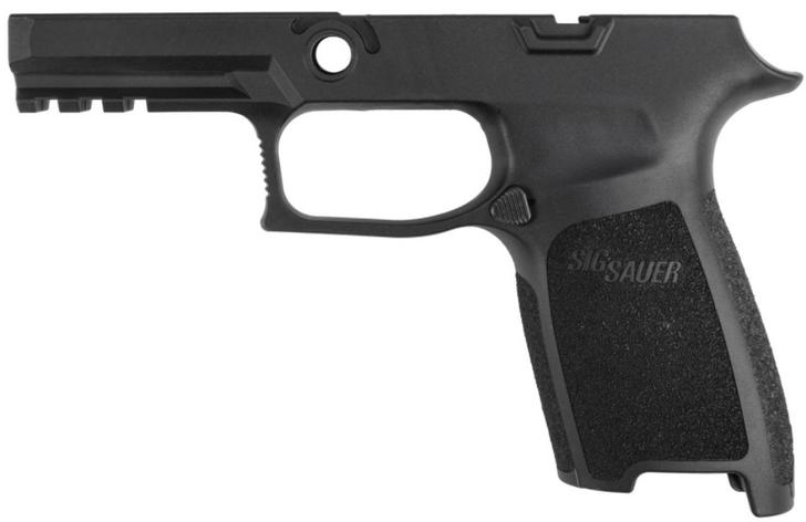 Sig Sauer P320/P250 Carry Medium Grip Module Assembly .45 ACP Polymer GRIP-MOD-CA-45-M-BLK
