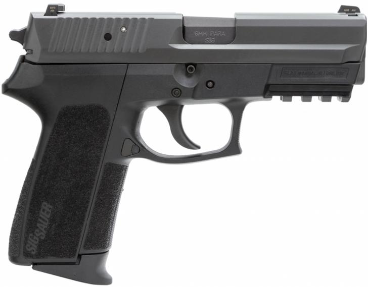 "Sig Sauer SP2022 9mm 3.9"" Barrel 10 Round California Compliant SP2022-9-BSS-CA"