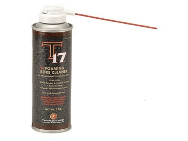 Thompson/Center Arms T17 Foaming Bore Cleaner 7oz Can 31007495