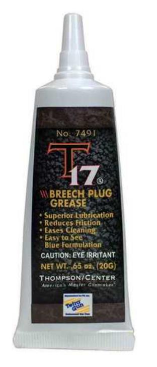 Thompson/Center Arms T17 Breech Plug Grease .5oz Tube 31007491