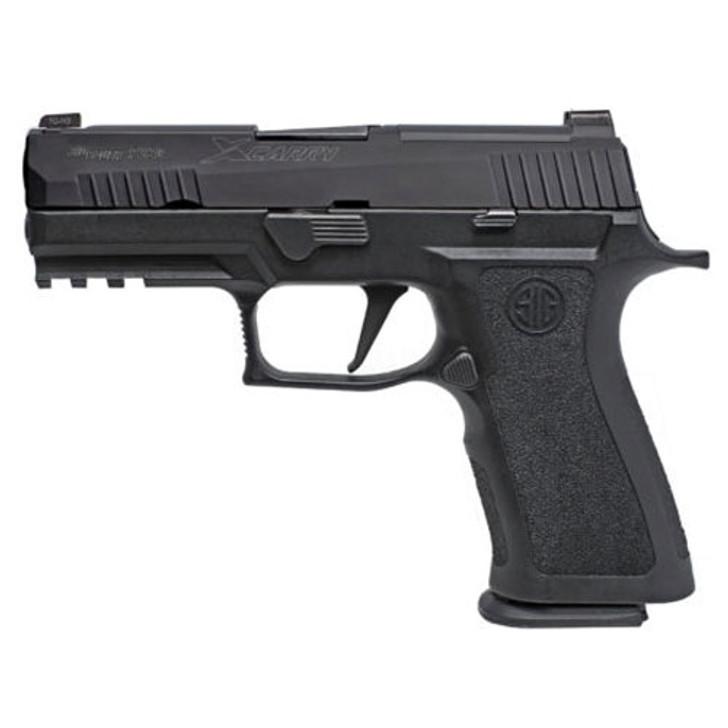 Sig Sauer P320 XFull 9mm Pistol, Blk 320XF-9-BXR3-R2-10