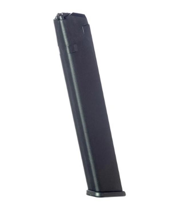 ProMag GLOCK 17/19/26 32 Round Magazine 9mm Luger Polymer Matte Black GLK-A8B