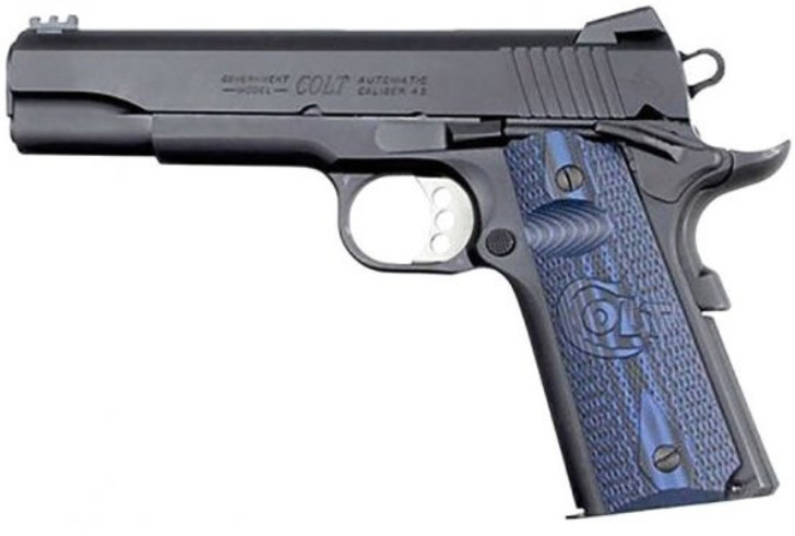 COLT COMPETITION SERIES 70 GOVERNMENT 1911 .45 acp 5 in. 01970CCS