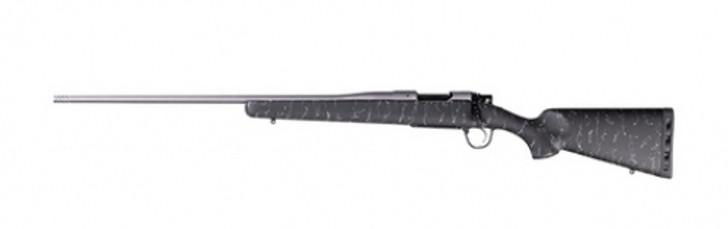 "Christensen Arms Mesa 7mm-08 Rem 22"" Black w/ Gray Webbing LH Rifle 801-01020-00"