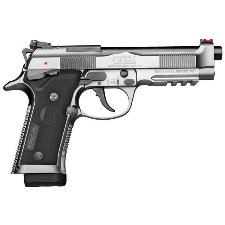BERETTA 92X Performance 9mm 4.9in Double/Single 10rd Nistan Pistol J92XR20