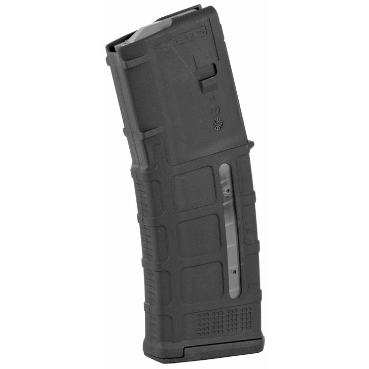 Magpul PMAG 30 GenM3 AR-15 Magazine .223/5.56 30 Rounds Polymer Black MAG556-BLK