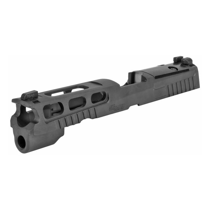 "Sig Sauer P320 PRO-CUT Slide Assembly Black 9mm 4.7"" Barrel R2 Optic Ready 8900171"