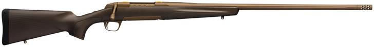 """Browning X-Bolt Pro Long Range 30 Nosler 26"""" Barrel Burnt Bronze Cerakote 035443295"""