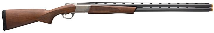 "Browning Cynergy CX 12 Gauge Over/Under Shotgun 28"" Barrels 2 Rounds Ivory Bead Sight Black Walnut Stock Two Tone Finish 018709304"