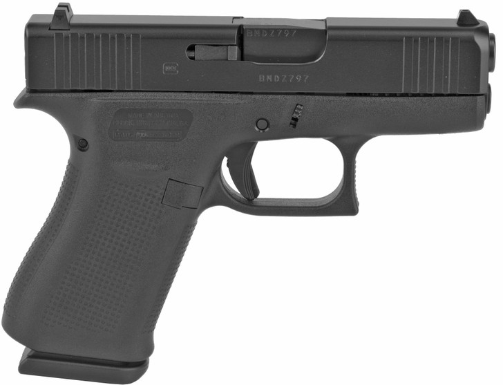 GLOCK G43X 9mm 10+1 Rounds PX4350201