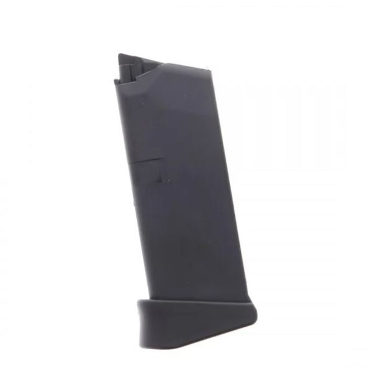 GLOCK 43 6 ROUND MAG WITH EXTENSION MGGL4306E