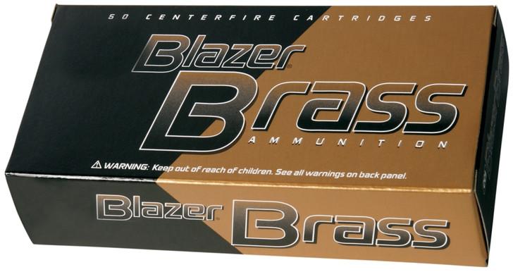 CCI BLAZER BRASS 9MM 115GR FMJ 5200
