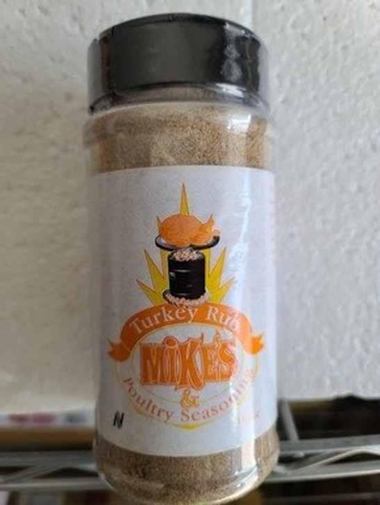 Mike's Turkey & Poultry Seasoning Shaker Jar