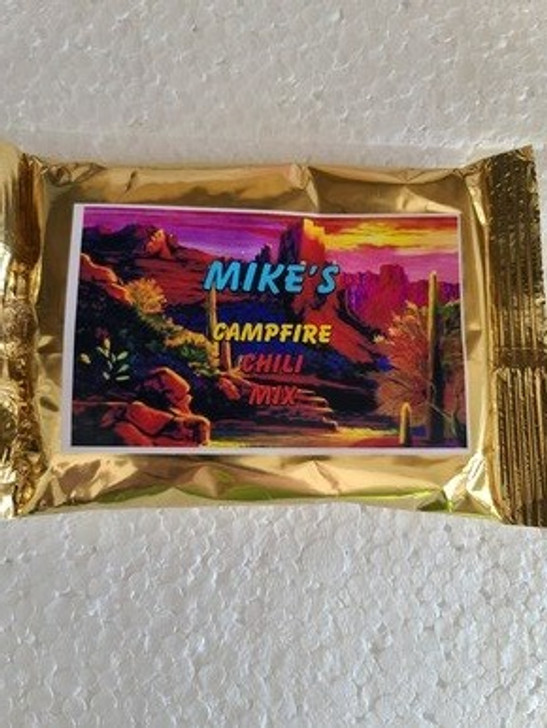 Mike's Campfire Chili Mix 3 oz.