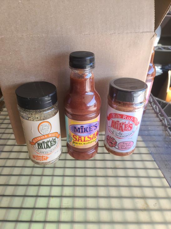 """""""HOT"""" Summer Seasoni Special (Buy 2 Seasoning Jars, Get 1 Salsa Bottle FREE)"""