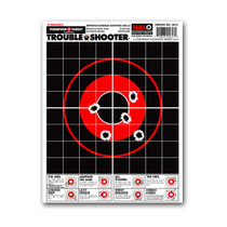 HALO Trouble Shooter Reactive Diagnostic Handgun Pistol Gun Shooting Targets by Thompson