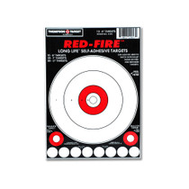 "Red-Fire 6""x9"" Adhesive Peel & Stick Gun Shooting Targets with pasters by Thompson"
