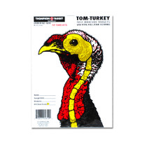 Life Size Turkey Hunting Adhesive Peel & Stick Shotgun Shooting Targets by Thompson