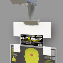 Thompson Target Original Clip & Shoot Target Hanger for indoor range
