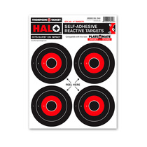 "HALO 4"" Reactive Splatter Adhesive Peel and Stick Gun Shooting Targets by Thompson"